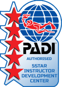 PADI Dive Courses Pattaya 5 star idc Pattaya Dive Centre