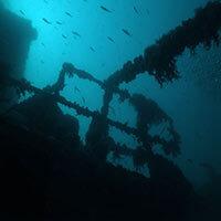 HTMS Mataphon Wreck Diving Pattaya Thailand