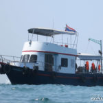 Naughty Girl Boat - Scuba Diving Thailand Pattaya Dive Trips